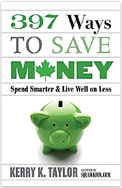 397 Ways to Save Money Book