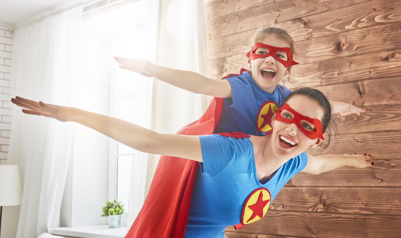 How to Be a Financial Supermom