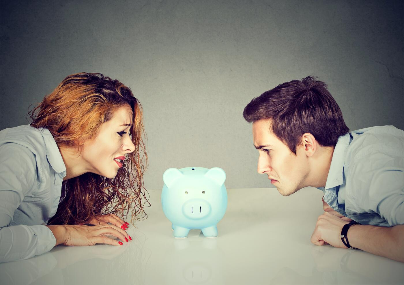 Learning Money Management After a Separation