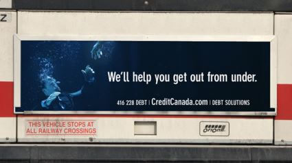 credit counselling advertisement image