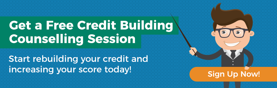 Free Credit Building Sessions