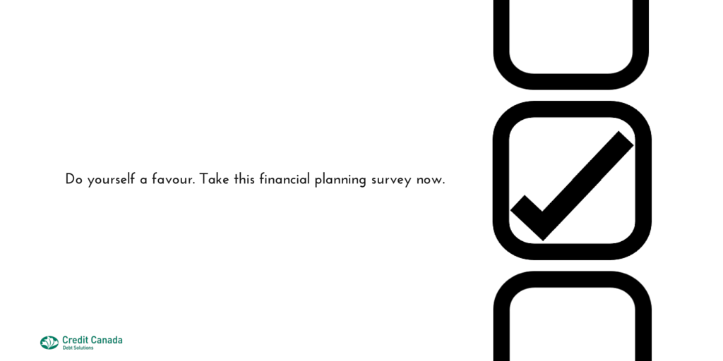 financial planning survey canada