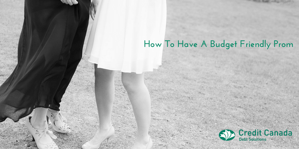 create a budget for prom