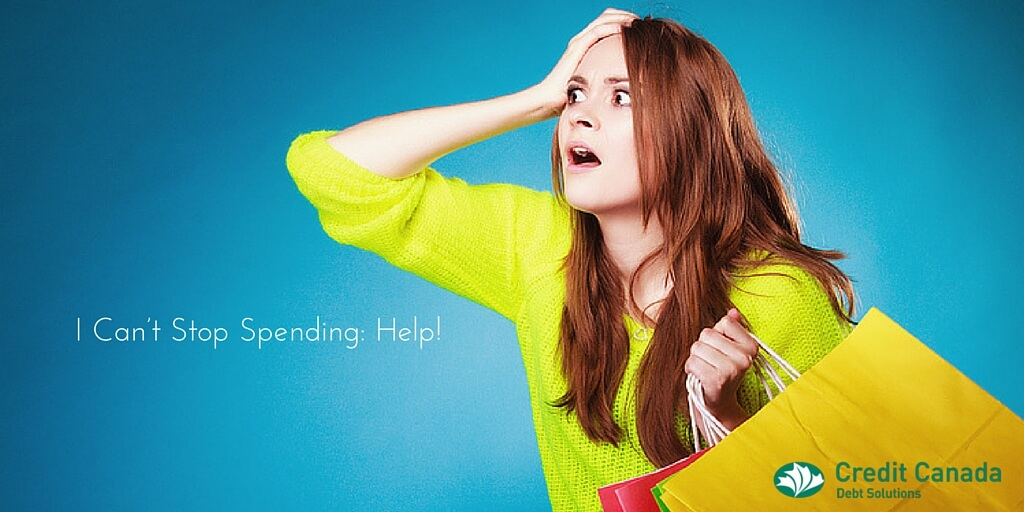 credit counselling spending canadians