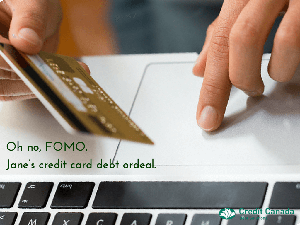 credit card debt solutions toronto