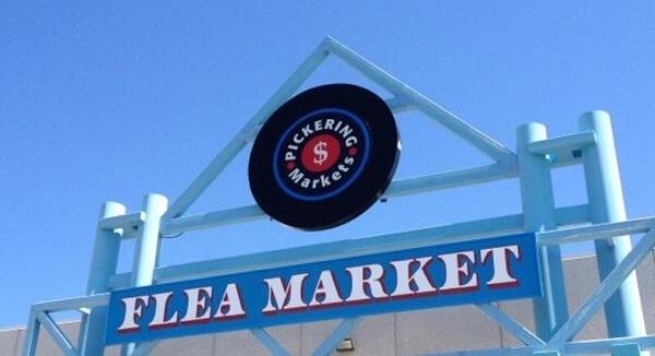 Pickering Flea Market