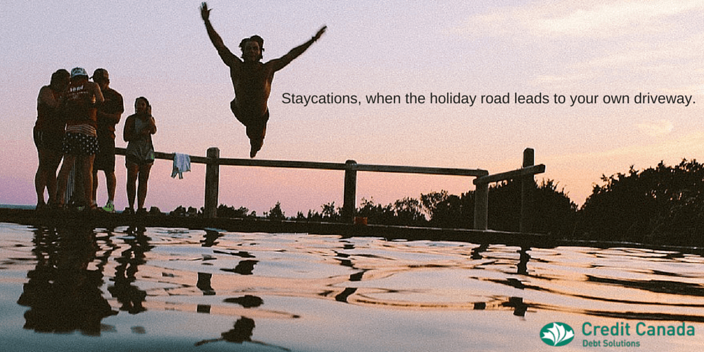 budget tips vacation credit canada