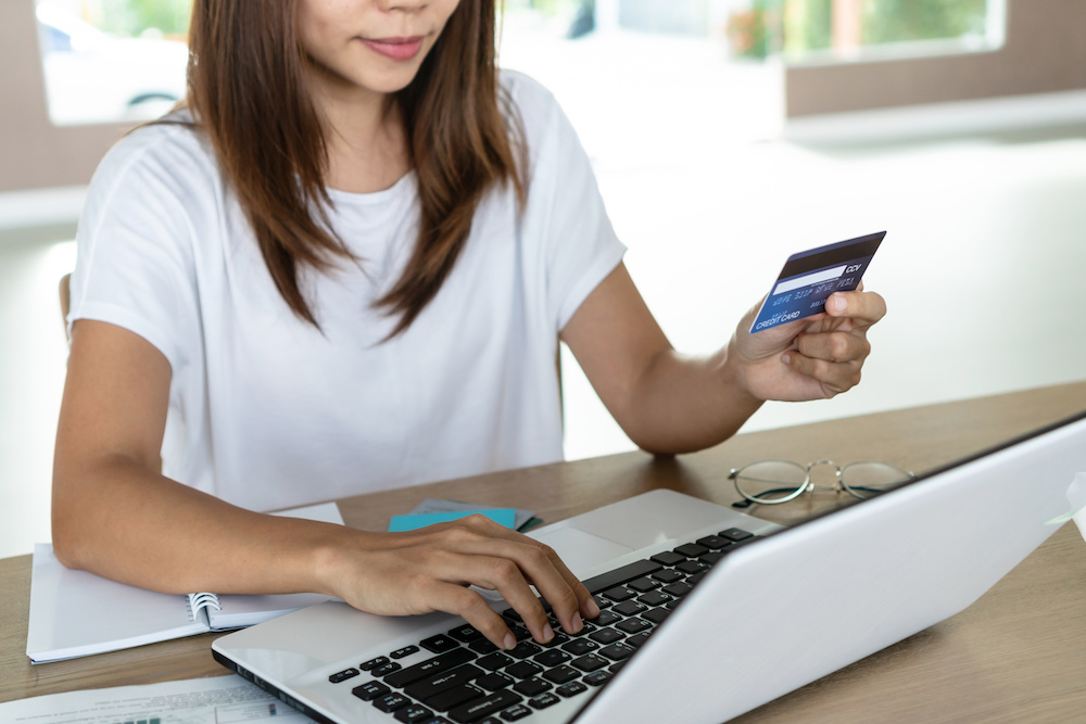 Pay off credit card debt with a line of credit