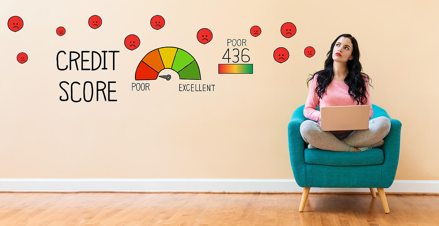 Seven Ways to Raise a Credit Score That's 500 Points or Lower