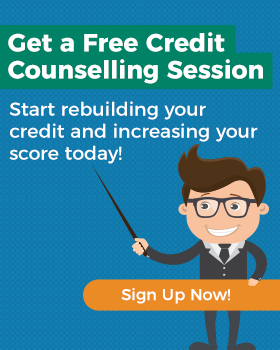 Credit Buliding Counselling Session